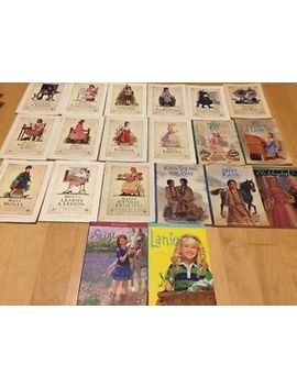 Huge Lot 20 American Girl Books Samantha Addy Kit Kaya Some Vintage by Ebay Seller
