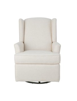Alcott Wingback Manual Reclining Glider by Karla Dubois