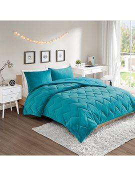 Intelligent Design Kai Reversible Plush Comforter Set by Kohl's