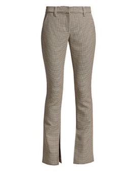 Javier Houndstooth Pants by A.L.C.