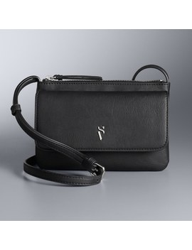 Simply Vera Vera Wang Nash Crossbody Bag by Kohl's