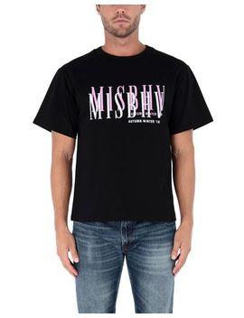 Misbhv T Shirt   T Shirt E Top by Misbhv