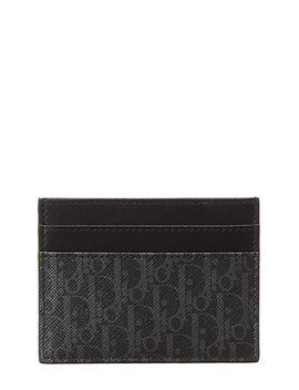 Dior Homme Leather Card Case by Dior