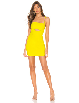 Anahi Cut Out Dress by Superdown
