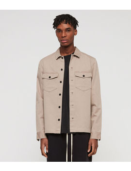 Firebase Shirt by Allsaints