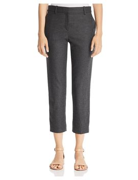 Treeca 2 Cropped Pants by Theory