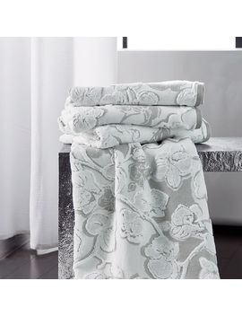Orchid Towel Collection by Michael Aram