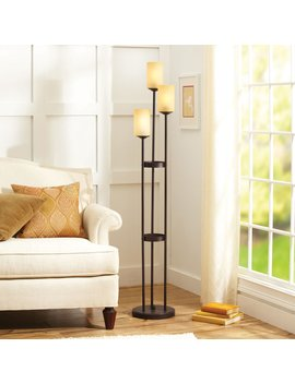Better Homes & Gardens Triple Uplight Floor Lamp by Better Homes & Gardens