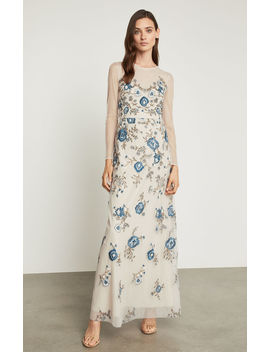 floral-embroidered-evening-gown by bcbgmaxazria