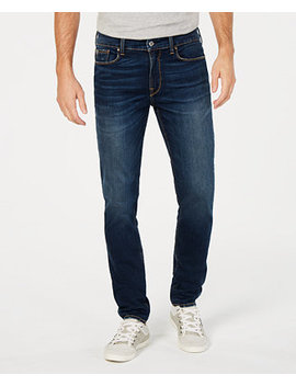 Men's Slim Fit Tapered Jeans by Guess