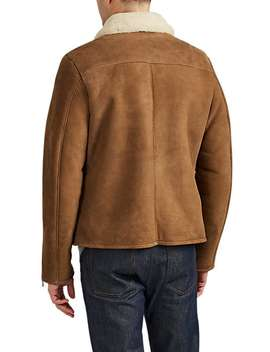 Shearling Jacket by Barneys New York