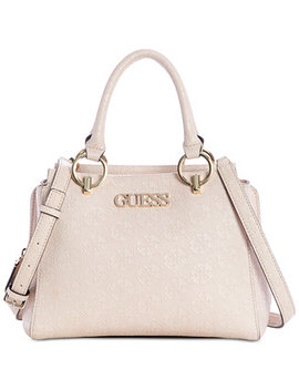 Heritage Pop Girlfriend Satchel by Guess