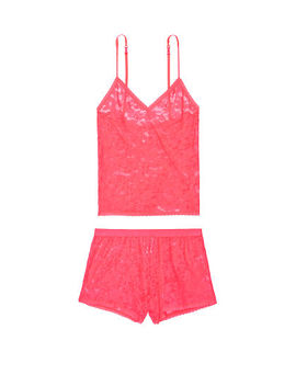 New! Cami & Short Set by Victoria's Secret