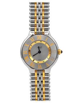 Pre Owned Must De Cartier 21 Bracelet Watch by Cartier