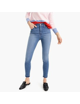Curvy Toothpick Jean In True Blue Wash by J.Crew
