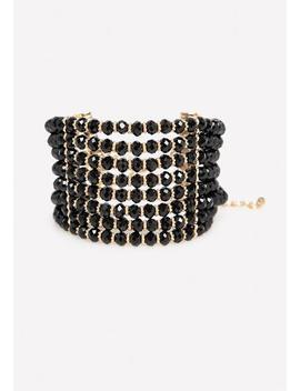 Beaded Strand Bracelet by Bebe