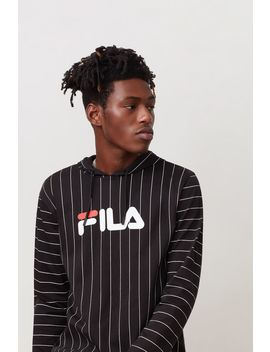 Mario 2 Long Sleeve Hooded Tee by Fila