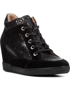 Carum Wedge Sneaker by Geox