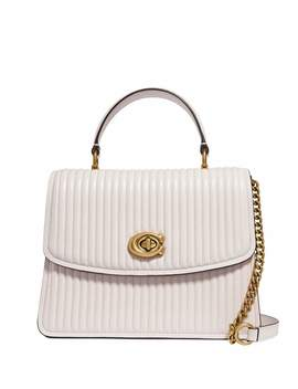 Parker Quilted Top Handle Bag by Coach 1941