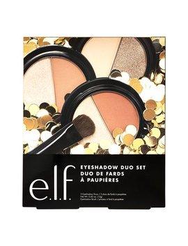 E.L.F. Cosmetics Eyeshadow Duo Value Set by E.L.F. Cosmetics