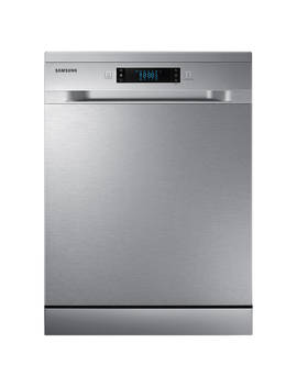 Samsung Dw60 M6050 F Freestanding Dishwasher, A++ Energy Rated, Silver by Samsung