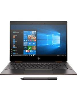 "Spectre X360 2 In 1 13.3"" 4 K Ultra Hd Touch Screen Laptop   Intel Core I7   16 Gb Memory   512 Gb Ssd   Ash Silver by Hp"