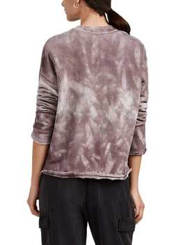 Tie Dyed Cotton Terry Sweatshirt by Atm Anthony Thomas Melillo