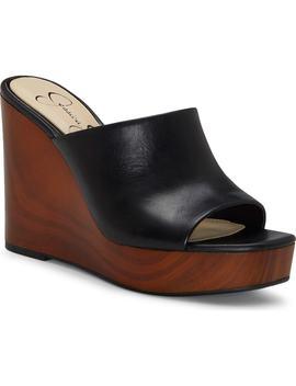 Shantelle Wedge Slide Sandal by Jessica Simpson