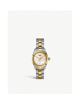 T1010102211100 Stainless Steel And Gold Pvd Watch by Tissot