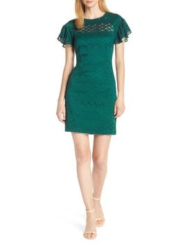 Mai Tai Lace Dress by Trina Turk