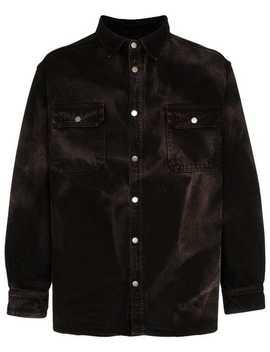 Oversized Shirt Jacket by 424