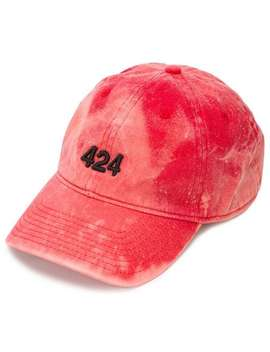 Worn Out Effect Cap by 424