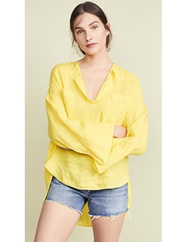linen-shirt by nude