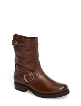 Veronica Short Slouchy Boot by Frye