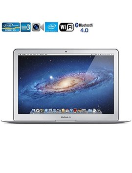 "Apple Macbook Air Mc968 Ll/A   11.6"" Notebook Computer   1.6 G Hz Intel Core I5, 2 Gb Ram, 64 Gb Ssd (Refurbished) by Apple"