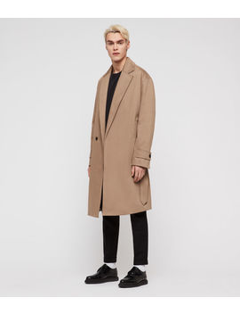 Reynolds Trench Coat by Allsaints