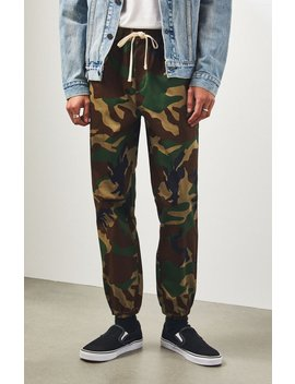 Pac Sun Camouflage Cargo Jogger Pants by Pacsun