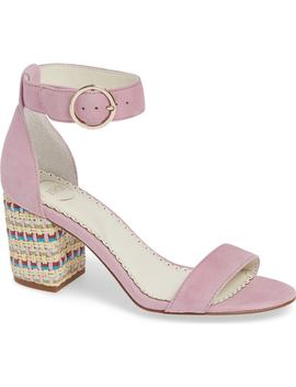 Ellery Block Heel Sandal by 1901