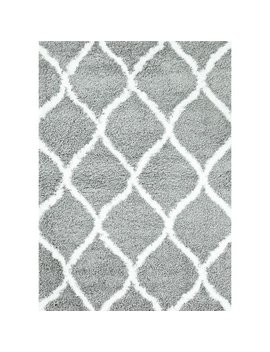Bowry Gray Area Rug by Charlton Home