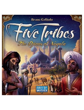 Five Tribes The Djinns Of Nagala Board Game by Asmodee