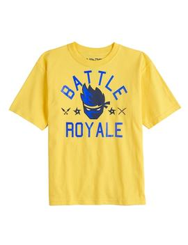 Boys 8 20 Battle Royale Tee by Kohl's