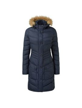Tog 24   Navy Buffy Down Jacket by Tog 24