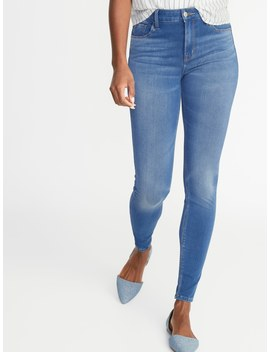 High Rise Rockstar 24/7 Sculpt Super Skinny Jeans For Women by Old Navy