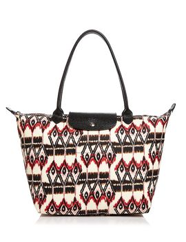 le-pliage-ikat-large-tote by longchamp