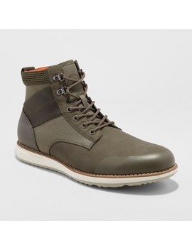 Men's Phil Casual Fashion Boots   Goodfellow & Co™ Olive by Goodfellow & Co