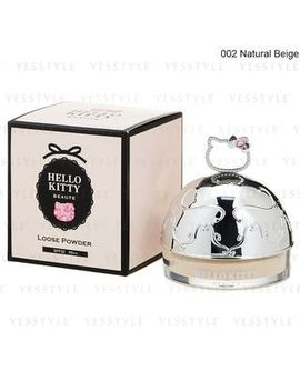 Hello Kitty Beaute   Losse Powder Spf 32 Pa+++ (#002 Natural Beige) by Hello Kitty Beaute