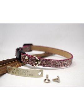Dog Collars, Cat Collar, Breakaway Collar, Strass Webbing, Personalized Collar, Personalized Cat Collar, Cat Collar Personalized, Dog Name by Etsy