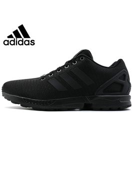 Original New Arrival 2018 Adidas Originals Zx Flux Unisex  Skateboarding Shoes Sneakers by Adidas