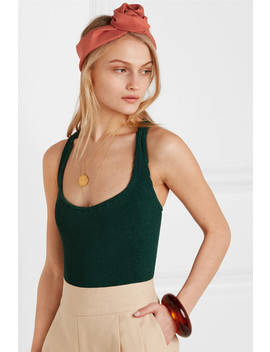 Turband Gauze Headband by Cult Gaia