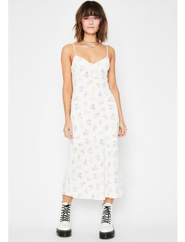 Blossom Beauty Floral Dress by Cotton Candy